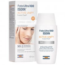 Isdin Foto Ultra 100 Active Unify Fusion Fluid Sin Color 50 ml