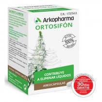 Fitxa tecnica: ARKOCAPSULAS ORTOSIFON 250 mg CAPSULAS DURAS, 100 cpsulas