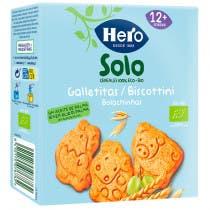 Hero Solo Galletitas Animales 12m 100Gr