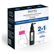 Phyto RE30 Tratamiento Anti Canas Pack 2   1 GRATIS