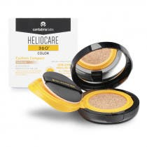 Maquillaje Color Cushion Heliocare 360. Bronze 15g