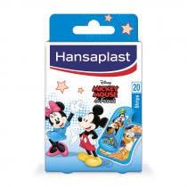 Tiritas Hansaplast Junior Mickey y Amigos Disney 20uds