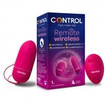 Masajeador Personal Inalambrico Remote Wireless Control