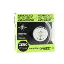 Pulsera Antimosquitos Personal Plus RH 100 Radarhealth Blanco