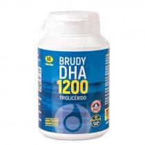 Brudy DHA 1200mg Triglicerido 60 Capsulas
