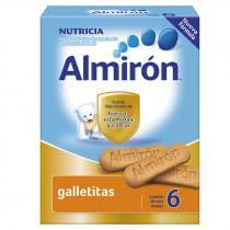 Galletitas Almiron 6m 180Gr