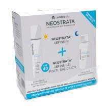 Neostrata Refine Hidratante Antiarrugas SPF40 50ml Gel Forte Salicilico 100ml