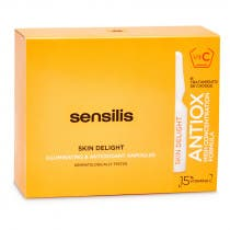 Ampollas Concentradas Vitamina C Skin Delight Sensilis 15x1,5ml