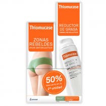 Thiomucase Crema 200ml + Stick Zonas Rebeldes 75ml