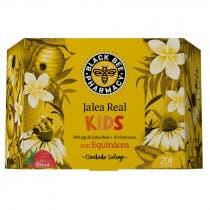 Jalea Real Kids con Equinacea Black Bee Sabor Fresa 20 Ampollas