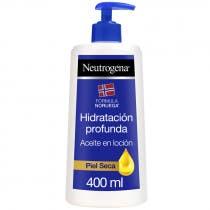 Aceite en Locion Neutrogena 400ml