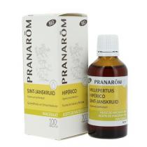 Aceite Vegetal Hiperico BIO Pranarom 50 ml