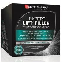 Colágeno 5000mg Expert Lift Filler Forté Pharma 10 Shots Bebibles