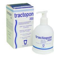 Tractopon 15   Urea Crema Grietas 300 ml con Dosificador