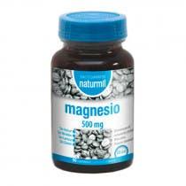 Magnesio 500mg Naturmil 90 Comprimidos