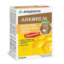 Arko Real Jalea Real Vitaminada Forte 250mg 30 Capsulas