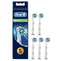 Oral B Recambio CrossAction 5 unidades