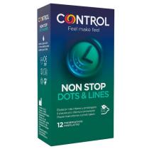 Preservativo Control Adapta Le Climax Non Stop 12 Unitá