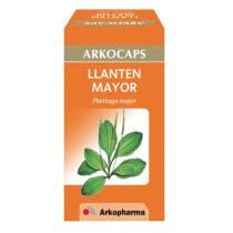 Arkopharma Arkocaps Llanten Mayor 50 Capsulas