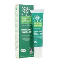 Mama Natura InsectDHU Roll On para Ninos 10ml