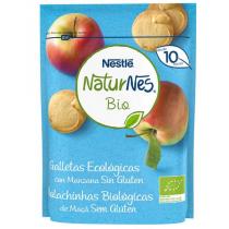 Biscotti bio senza glutine Miele Naturnes Bio + 8m 150gr