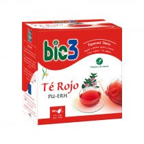 Bio3 Te Rojo PU-ERH Ecologico 100 Bolsitas