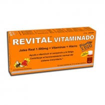 Revital Vitaminado Forte 20 Viales