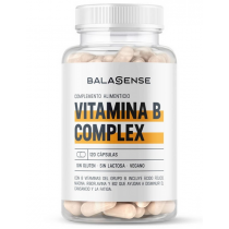 Balasense Vitamina B Complex 120 Capsulas