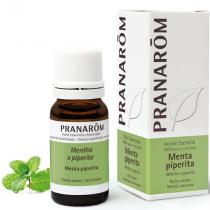Aceite Esencial de Menta Piperita Pranarom 10 ml