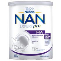 Nestle Nan 1 HA Hipoalergenica Leche Inicio 800g