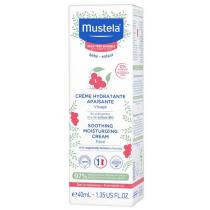 Crema Facial Hidratante Confort Mustela 40ml