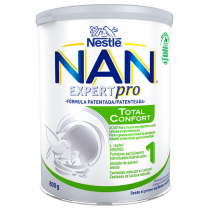 Leche Nestle Nan Confort Total AC AE  0m 800gr