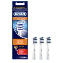 Oral B Trizone 3 Recambios para Cepillo Electrico