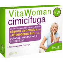 Eladiet Vita Woman Cimicifuga 60 Comprimidos