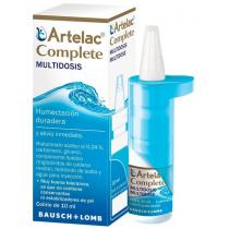 Artelac Complete Multidosis Lubricante Ocular 10ml