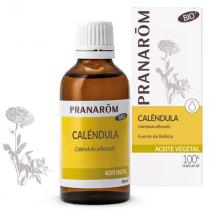 Aceite Vegetal Calendula BIO Pranarom 50 ml