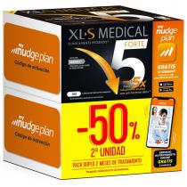 XLS Forte 5 Nudge - Pack 2. Unidad al 50