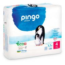 Pannolini Pingo Maxi T4 40 Pannolini