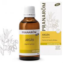 Aceite Vegetal Argan BIO Pranarom 50 ml