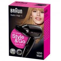 Secador de Pelo Viaje Satin Hair 1 Braun