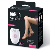 Braun Depiladora Silk-epil 1370 Eversoft