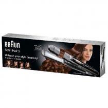 Braun Plancha de Pelo Braun ST550 Satin Hair