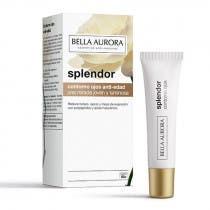 Bella Aurora Contorno de Ojos Splendor Bolsas, Ojeras y Lineas de Expresion 15 ml