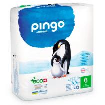Panales Pingo XL Talla 6 15 30kg 32 Panales