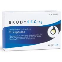 Brudy Sec 1,5gr 90 Capsulas