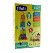 Super Torre Apilable Chicco 6-36 Meses