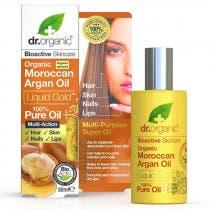 Aceite Puro de Aceite de Argan Marroqui Dr. Organic 50ml