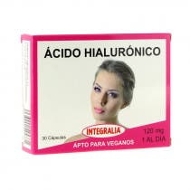 Acido Hialuronico 120mg Integralia 30 Capsulas