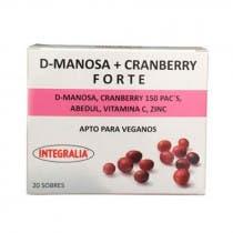D-Manosa y Arandanos Forte Integralia 20 Sobres