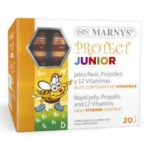Protect Junior Jalea RealPropoleo12 Vitaminas Marnys 20 Viales de 10ml